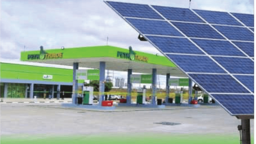 Solar energy finds space in the petroleum sector